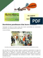Sacoleiros paraibanos têm lucro reduzido