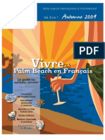 Palm Beach en Français -  v6n1