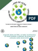PPCS  - PLANO DE PRODUÇÃO E CONSUMO SUSTENTAVEL