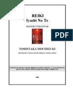 Mochizuki Toshitaka - REIKI Iyashi No Te