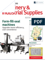 Machinery & Industrial Supplies MAR12