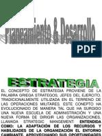 C.planeamiento y Desarrollo