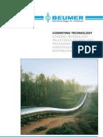 Beumer Overland Belt Conveyor En