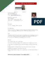 CSYS_1793_301_16101_201310 Intro to iPhone Development