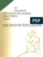 Cuadernos Del Foro - Equidad en Educacion