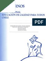Cuadernos Del Foro - Fundacion Educacional Arauco Experiencia Reflexiones Propuestas