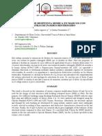 Factores de Respuesta Sísmica en Marcos con Riostras de Pandeo Restringido