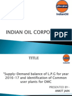 Indian Oil Corporation Ppt