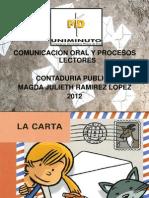 Exposicion La Carta