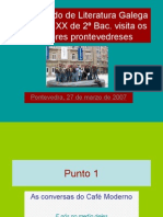 alumnado literatura galega