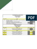 2012-2013 Bus Routes - McWhorter Elementary