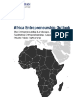 Africa Entrepreneurship Outlook 2012