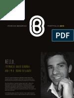 Marcos Bendrao Portfolio 2012
