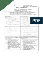 UBD Curriculum Final