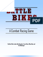 Battle Bikes Rules and Bike Sheets 2.0