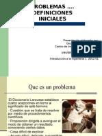 Problemas y Solucion de Problemas 2012 03