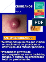 8 - Antimicrobianos