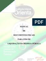 Manual de Documentos Fiscais