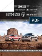 2012 Ram Truck User Guide