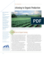 Transitioning to Organic Production - Ohio Ecological Farmer
