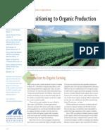 Transitioning to Organic Production - Ohio Ecological Farmer