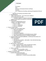 MicroEconomics Study Notes
