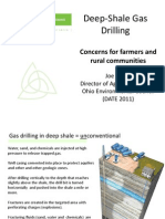 Deep-Shale Gas Drilling