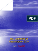 ERC Guidelines of Resuscitation