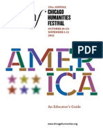 Educators' Guide to the 2012 Festival