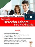 Derecho Laboral Para No Abogados 2012