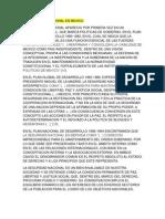 La Seguridad Nacional en Mexico
