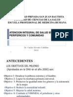 1era Clase MAIS Marco, Principios y Dimensiones 2012