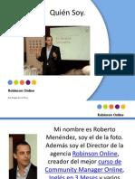 Agencia De Marketing Online - Robinson Online