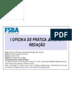 I OFICINA - REDAÇÃO v.2