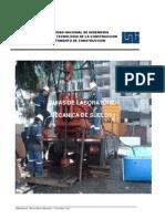 Guia de Laboratorios de Mecanica de Suelosx - UNIVERSIDAD -NICARAGUA