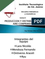 Produccion y Distribucion Del Aire Complimido