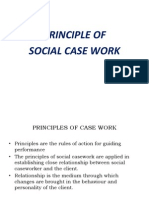 Principle of Case Work