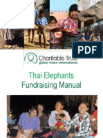 Fundraising Guide GVI Thai Elephants_2011_V3.1