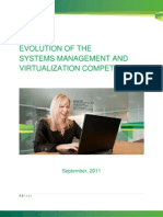 Management and Virtualization Competency Guide Sept 2011