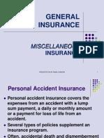 Ipe Miscellaneous Insurance