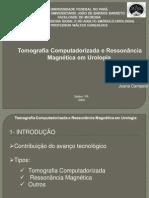 TC e RNM e Urologia Danielli Velasco