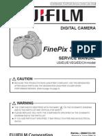 Fujifilm Finepix S1000fd Service Manual