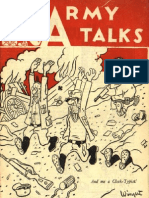 Army Talks ~ 09/27/44