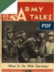 Army Talks ~ 10/28/44