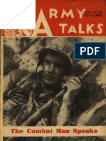 Army Talks ~ 01/06/45