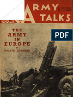 Army Talks ~ 01/13/45