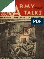Army Talks ~ 02/10/45