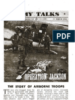 Army Talks ~ 03/31/45