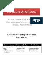 problemas ortopédicos pediatria