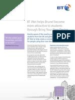 Case Study Brunel University